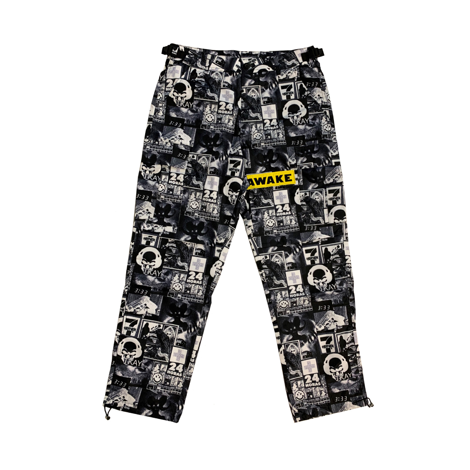 Awake Unisex Cargo Pants