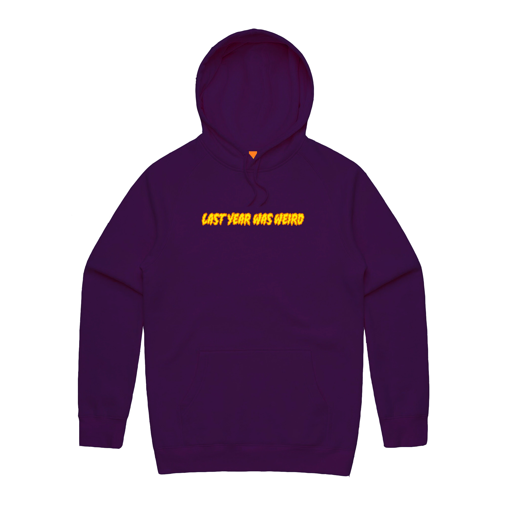 LYWW VOL 2 Purple EMBROIDERED Hoodie