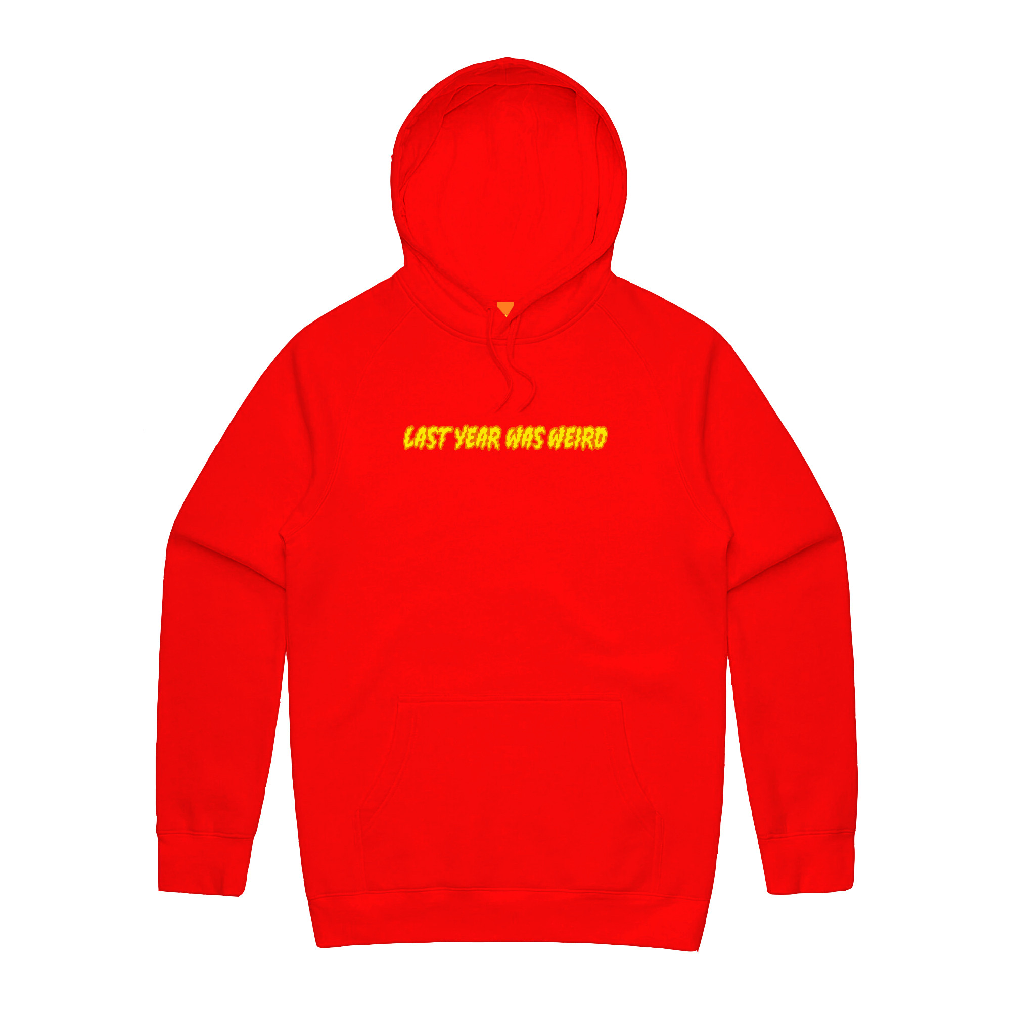 LYWW VOL 2 Red EMBROIDERED Hoodie