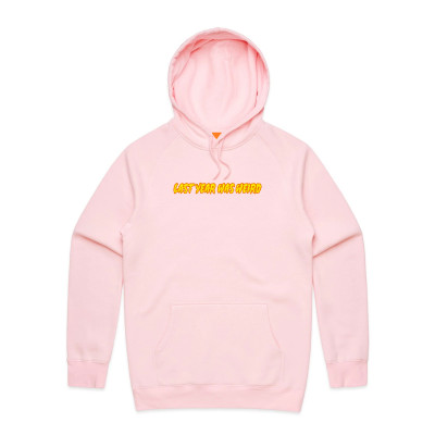 LYWW VOL 2 Light Pink EMBROIDERED Hoodie